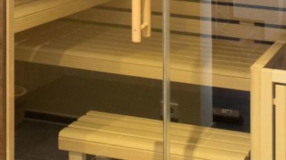 Saunabau – Privathaus