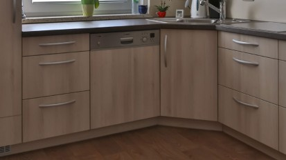 Möbelbau Küche, Privatwohnung